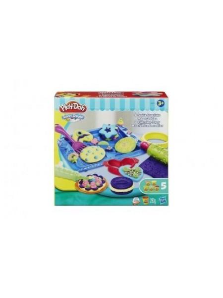 Набор для лепки Hasbro Play-Doh Магазинчик печенья SKL65-283085