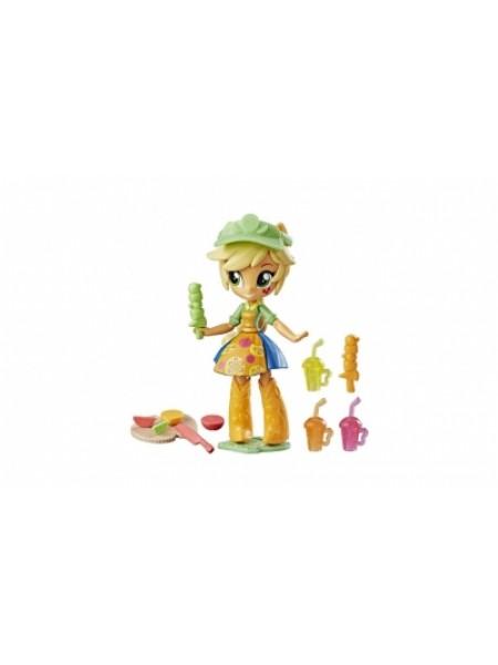 Кукла My Little Pony Магазин фруктовых смузи Эпплджек Equestria Girls SKL65-283087