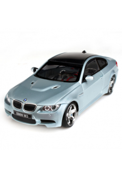 Автомодель Firelap IW04M Bmw M3 4WD на радиоуправлении масштаб 1к28 серая SKL17-223441