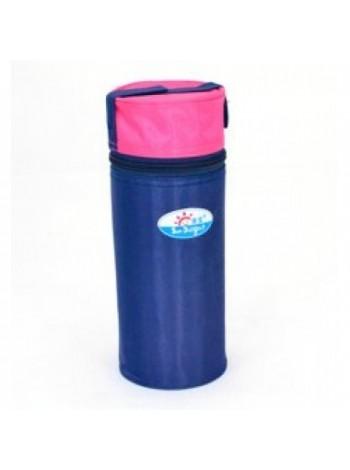 Контейнер для бутылочки (пенопласт, пластик)