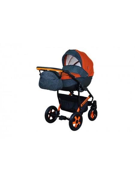 Детская коляска VIPER SAFARI VS-59, 2 в 1 терракотовая