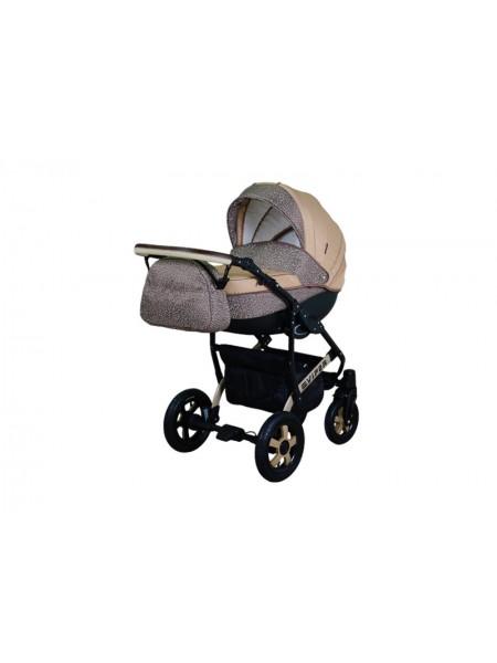 Детская коляска VIPER SAFARI VS-52, 2 в 1 бежевая