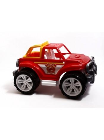 Детская машина Внедорожник Пожарная