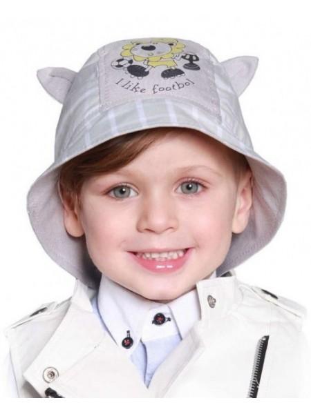 Панамка для мальчика с ушками