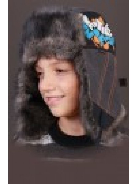 Шапка для мальчика Тимур