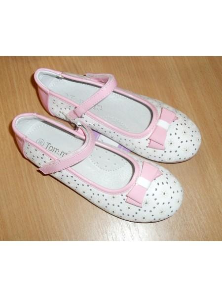 Туфельки для девочки нарядные