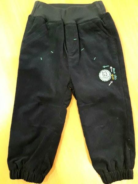 Штаны для мальчика вельвет 74,80-,86 размер