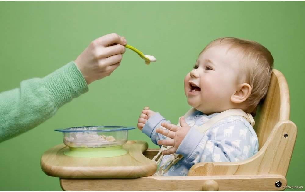 Украина увеличила производство детского питания