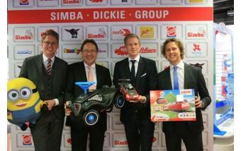 Компания Simba Toys отметила юбилей работы на рынке Украины