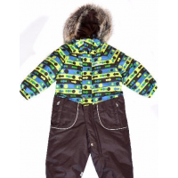 Зимний комбинезон для мальчика 16319