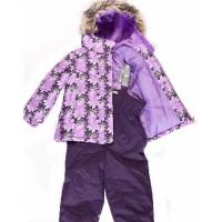 Зимний раздельный комбинезон для девочек Арт. 17320A новая коллекция