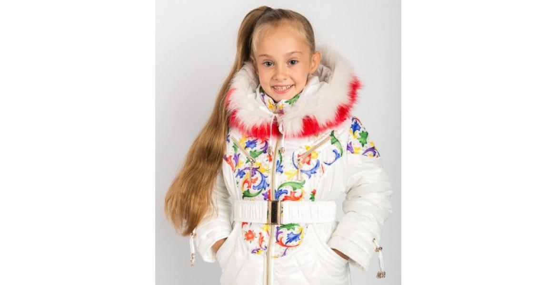 одежда девочкам зима